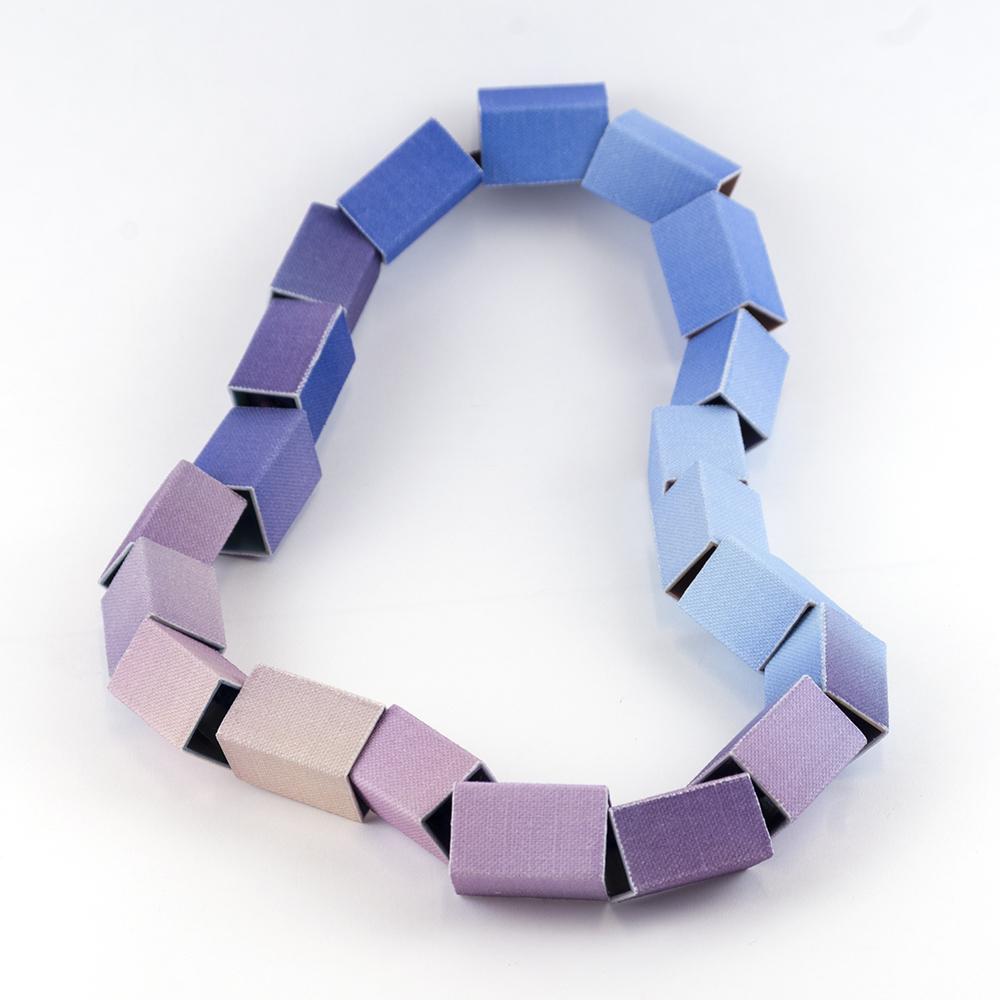 """necklace """"Flow"""" by Konstanze Prechtl"""